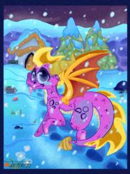 (Spyro) A Hero's Tail Frostbite Village