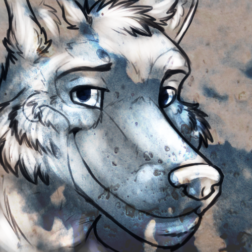 Sketchy fancy icon for Bauer!