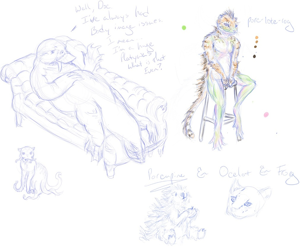 Stream Sketches