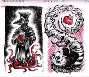 Bestiary - cards