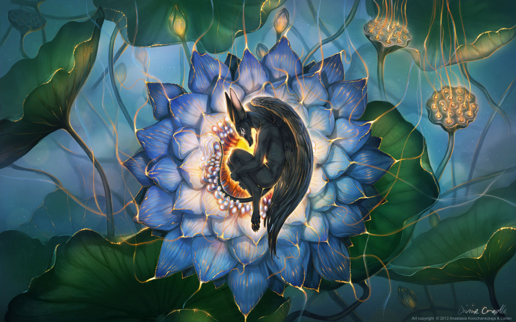 Featured image: Divine Cradle