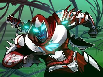 Venom OC (COMMISSION)