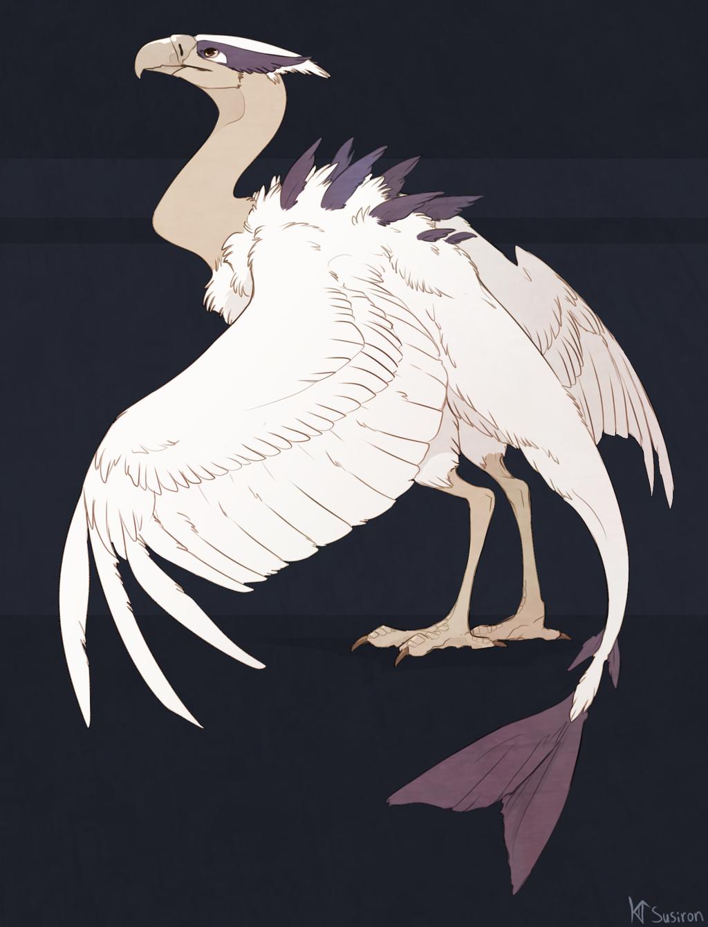Vulture-esque Lugia