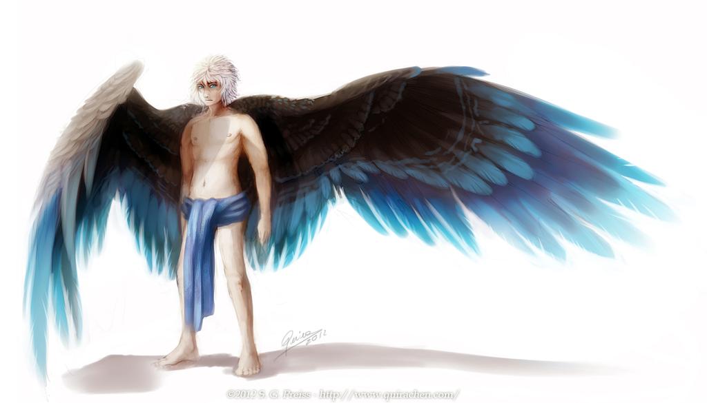 Azure angel