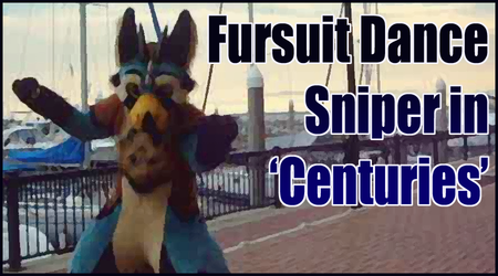 Personal - Fursuit Dance to 'Centuries'