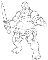Gorilladiator