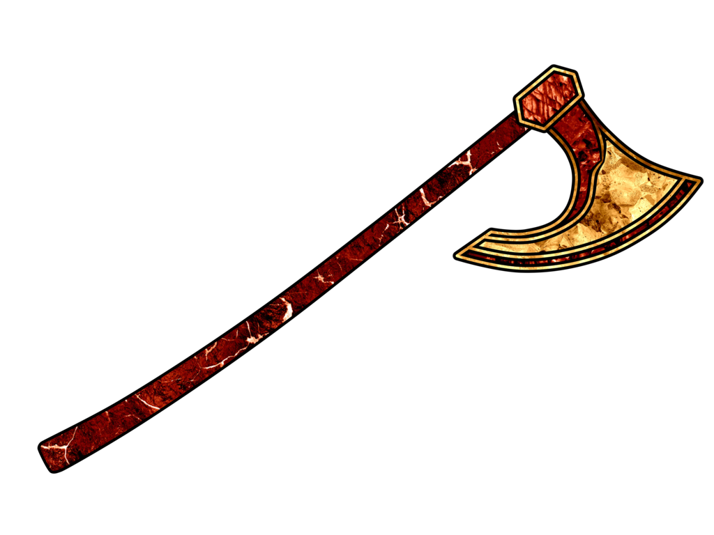 Goldfuss' Battle-Axe