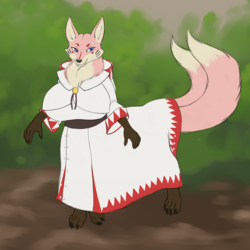 Kitsune  daughter Azuki