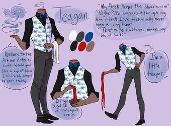 Teagan Character Sheet(?)