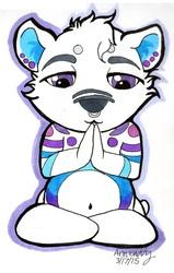 (F) MeditatingBear