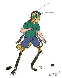 Grasshopper Shift