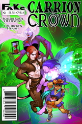 Carrion Crown 2 (COMMISSION)