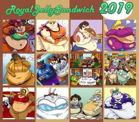 Royaljellysandwich 2019 Year in Review