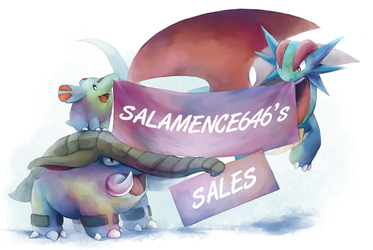 Salamence646's sales banner