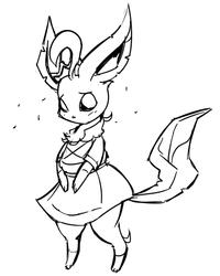 Leafeon Maid