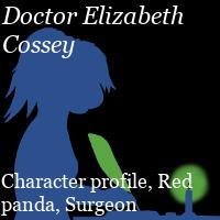 Doctor Elizabeth Cossey
