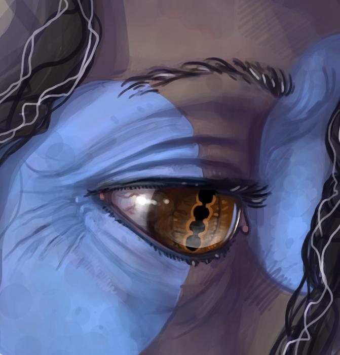 Atlas' Eye