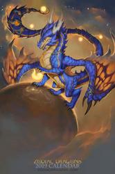 2019 Zodiac Dragon Scorpio