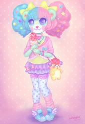 Delia by miss-octopie