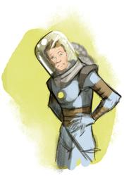 Adrian Smith space Explorer
