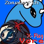 Dragonair Nom - ZoruaboyRich (X-Ray)
