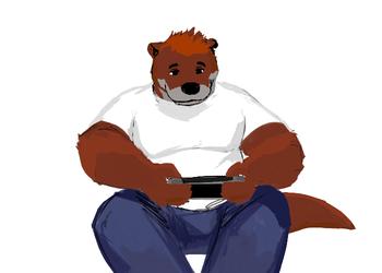 Otter Animation