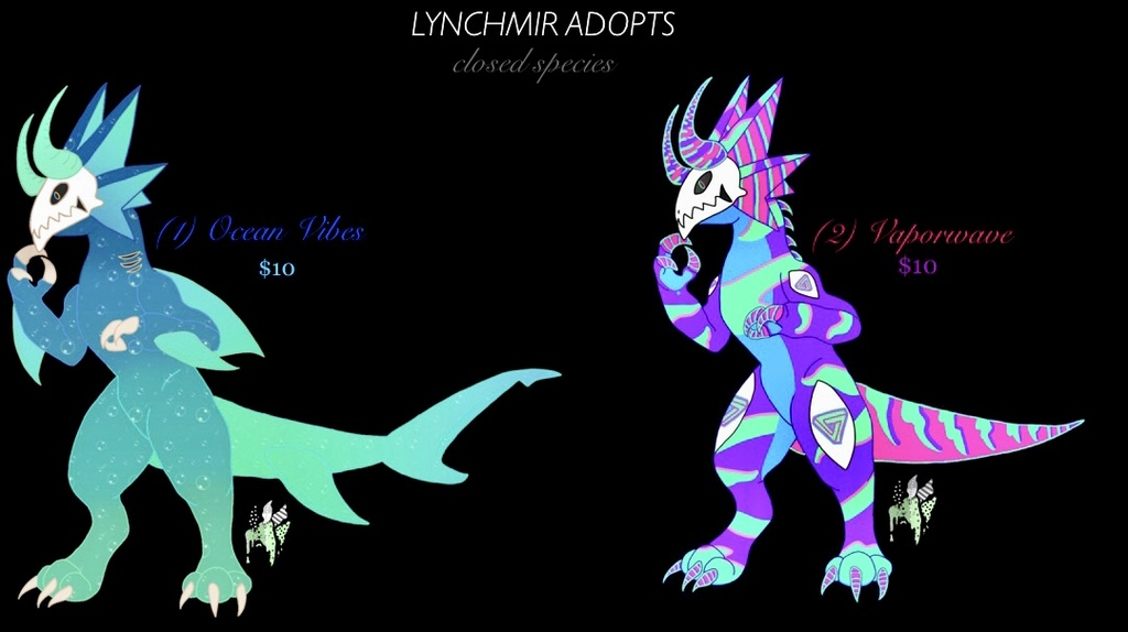 Most recent image: Lynchmir King Adopts