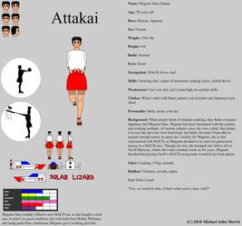 Attakai Character Sheet