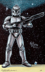 Clone Trooper ( Phase 1 armor )