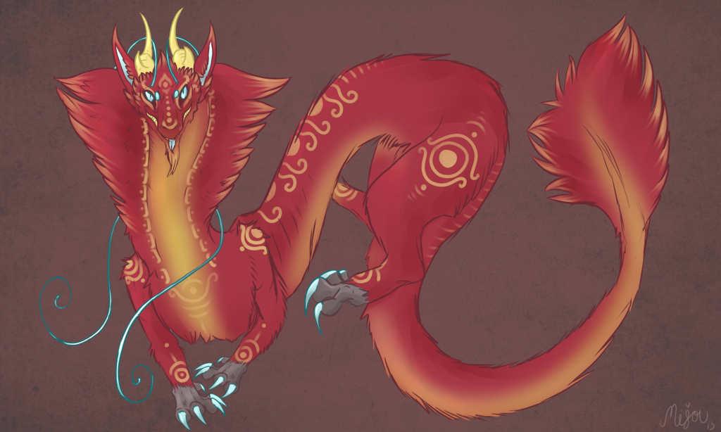 Ryuujin Jakka - Flowing Blade Serpent
