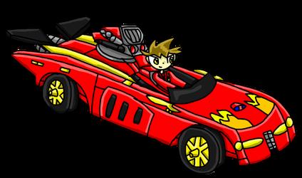 Kai and his Car