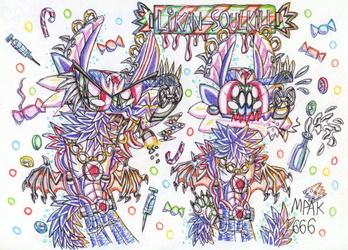 Likan-Soulkill - ruler of sweets