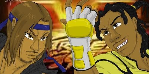 Street Fighter V Cosplay 1