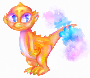 Little Fog Dragon