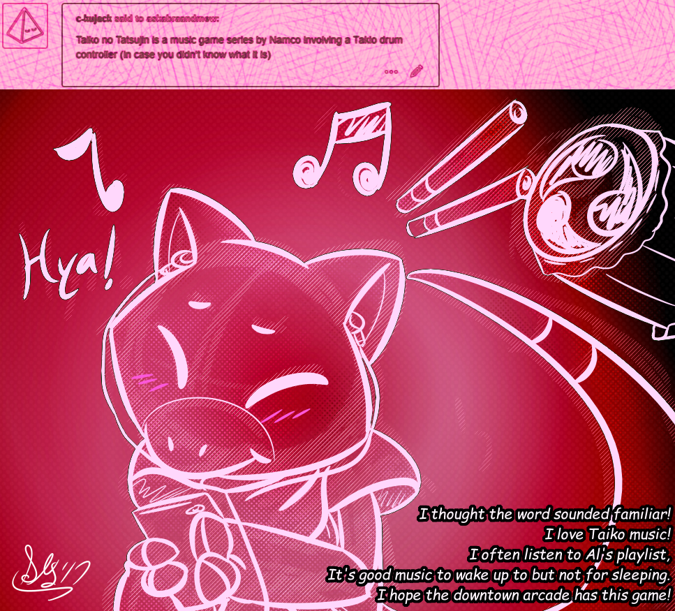 Ask Abra and Mew question #176