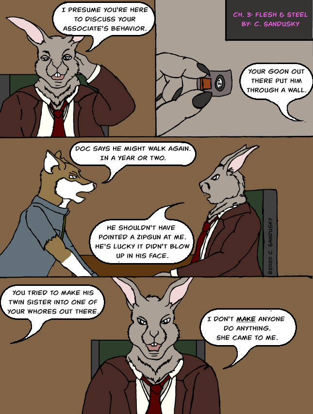 Not What I Was - Page 43