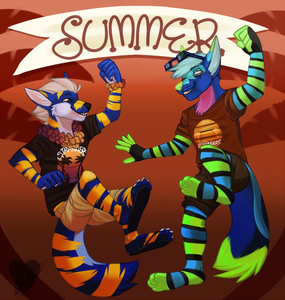 Summer Dawgs!