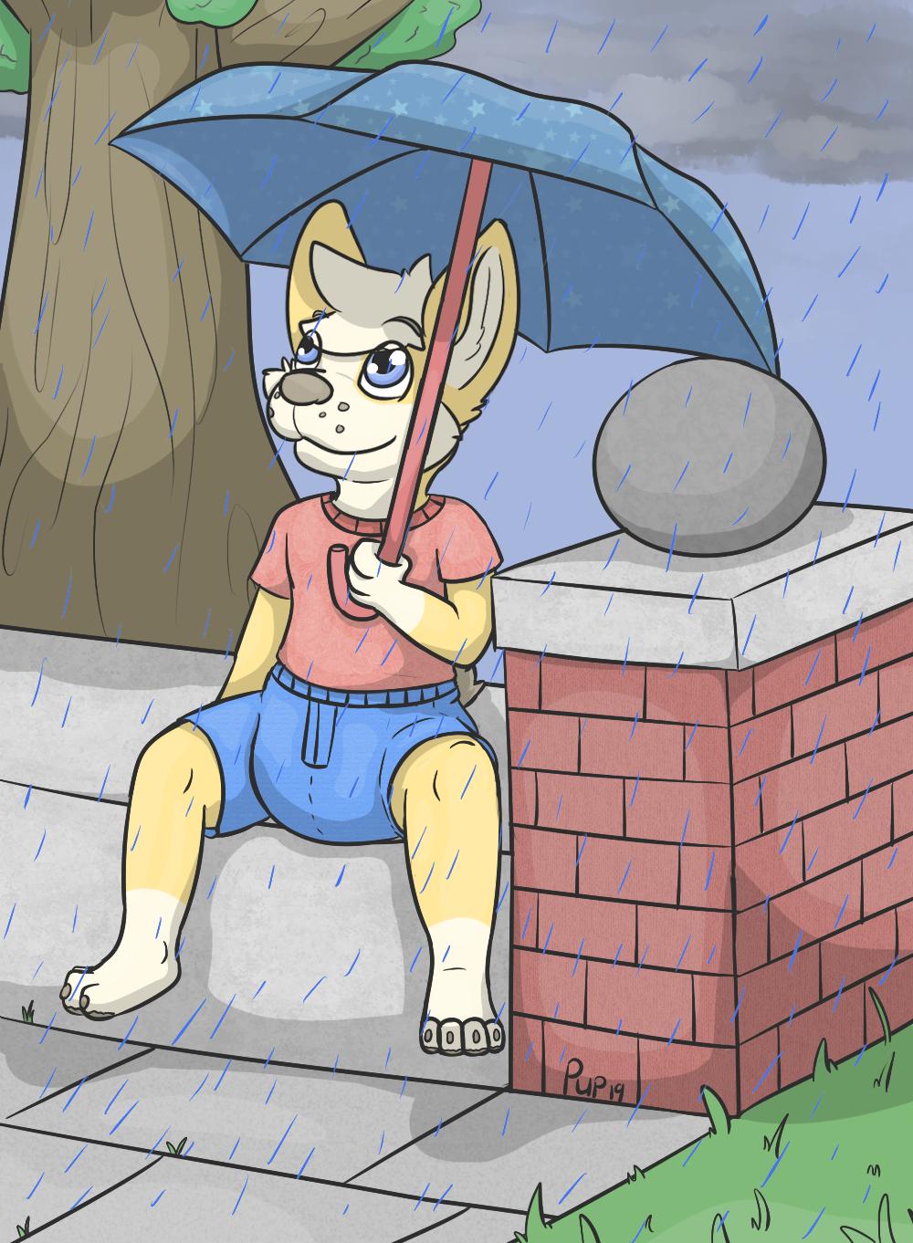 Just A Little Shower