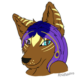 Colab raffle winner: mythril_blackpaw
