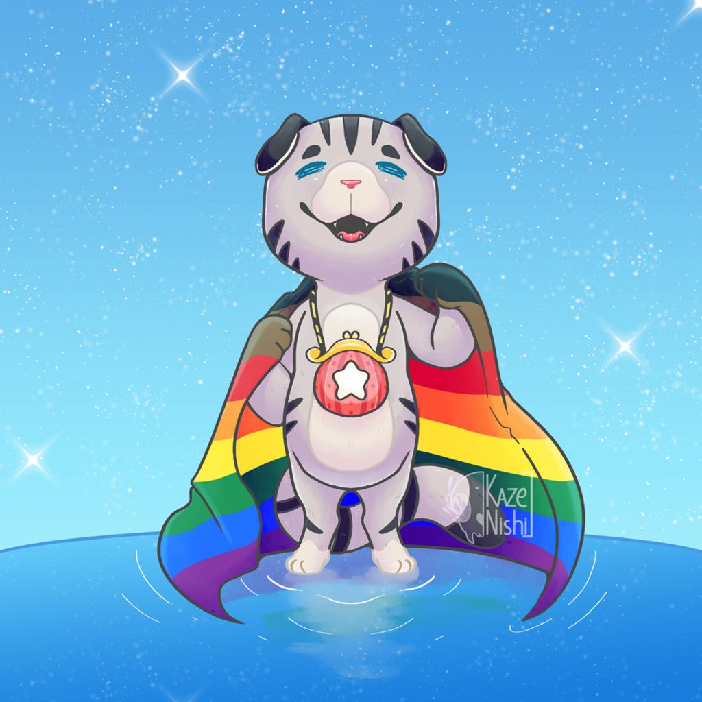 Chirity says GAY RIGHTS!!