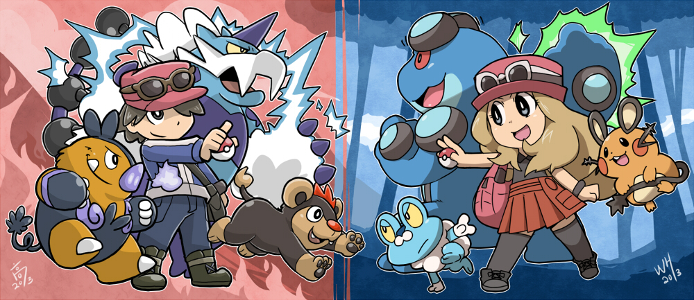 Let's Battle!