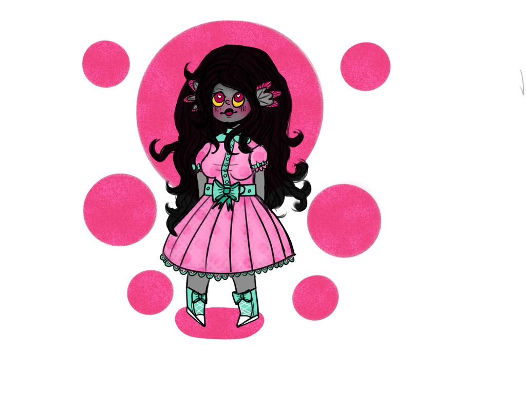 Bubble-Gum Pink