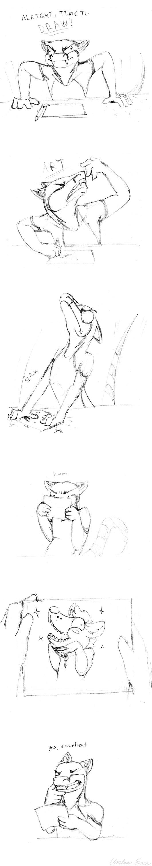 My Art Process (Comic)