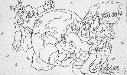 Free The Planet - Freedom Planet