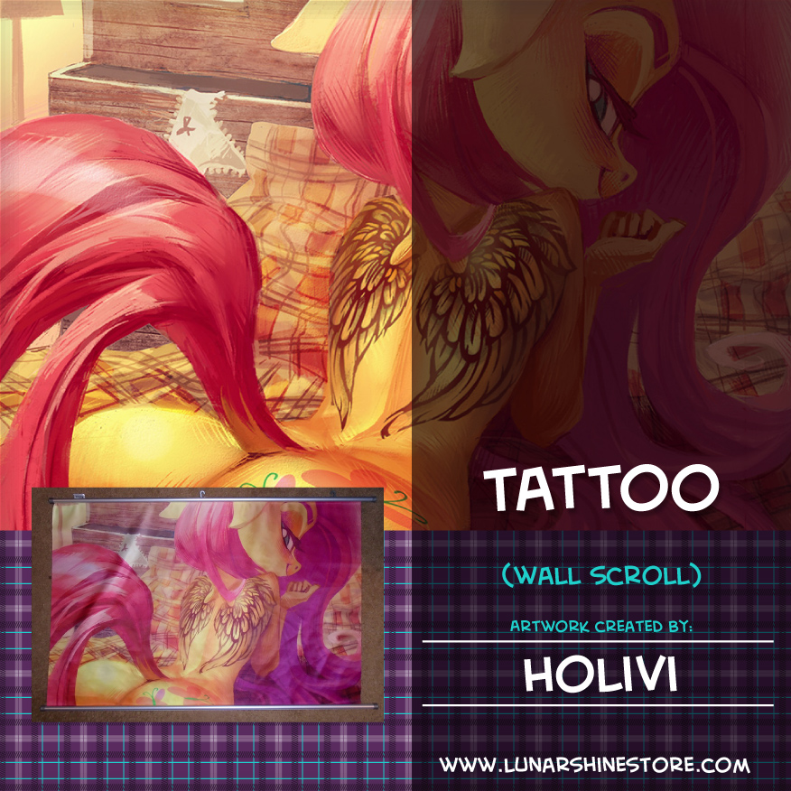 Tattoo by Holivi