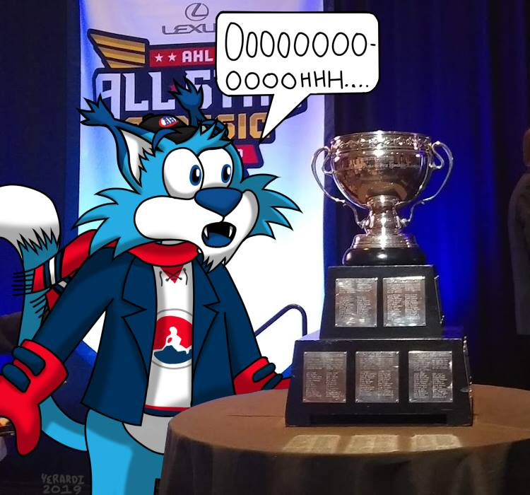 That Beautiful Trophy - The Calder Cup