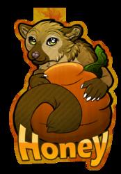 ConbadgeExchange: Honeypup