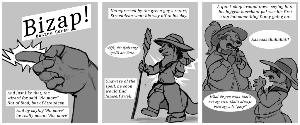 Sorcerer's Folley: 2