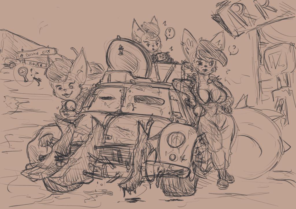 Riley's Ride