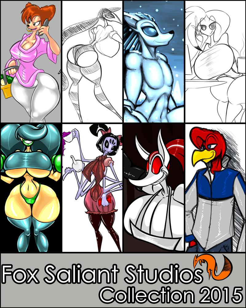 Collection - Fox Saliant Studios 2015
